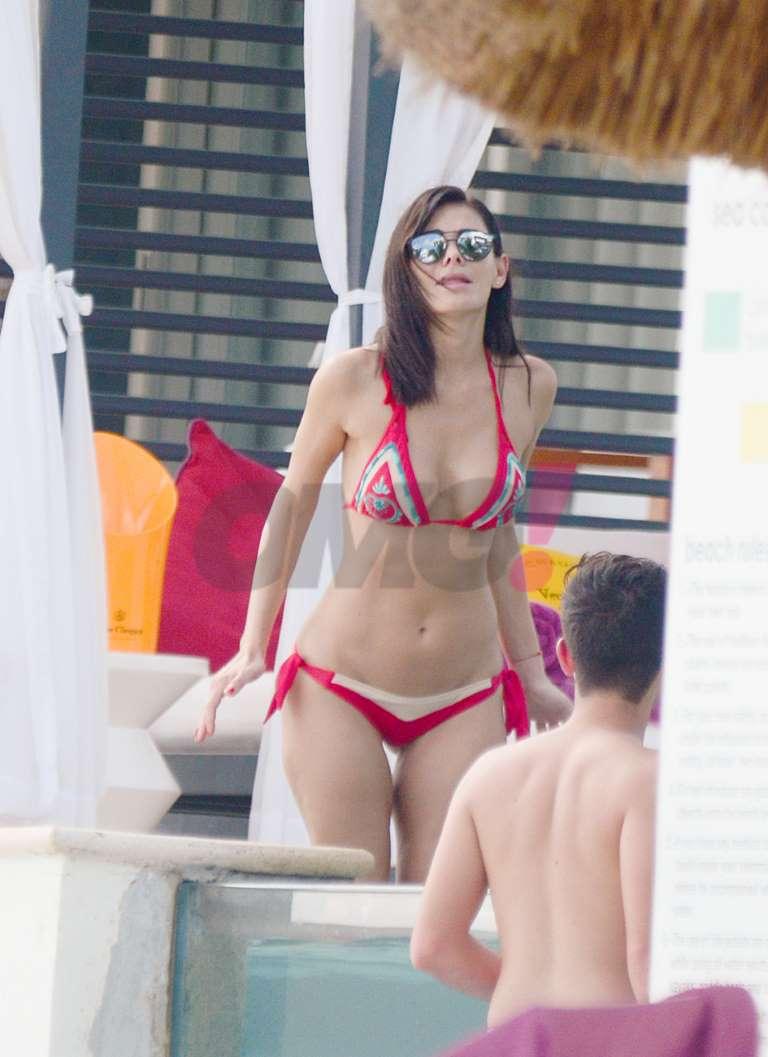 Vanessa Arias en bikini