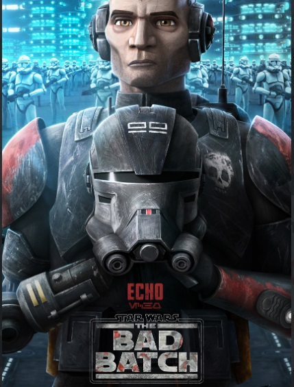 Echo Bad Bach star wars