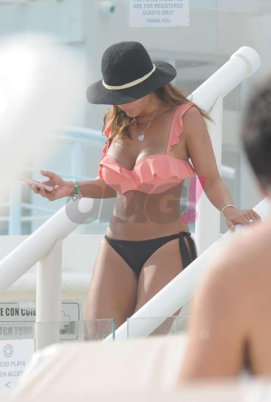 Liliana Lago en bikini