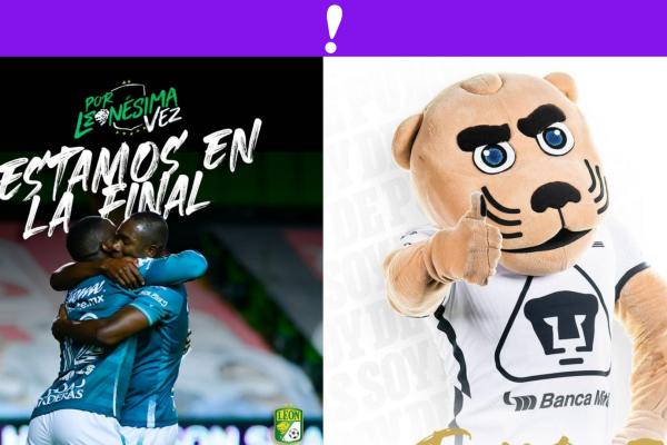 Final Pumas vs leon