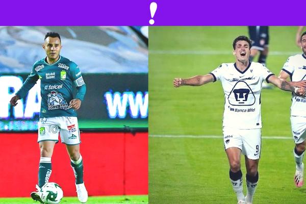 Leon vs Pumas