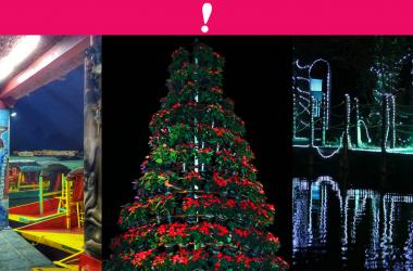 Navidad en Xochimilco