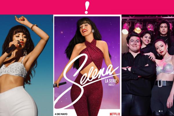 Selena La serie Netflix T2