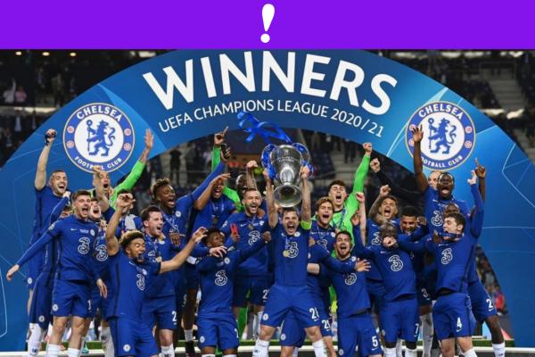 Chelsea Campeón de champions league 2021