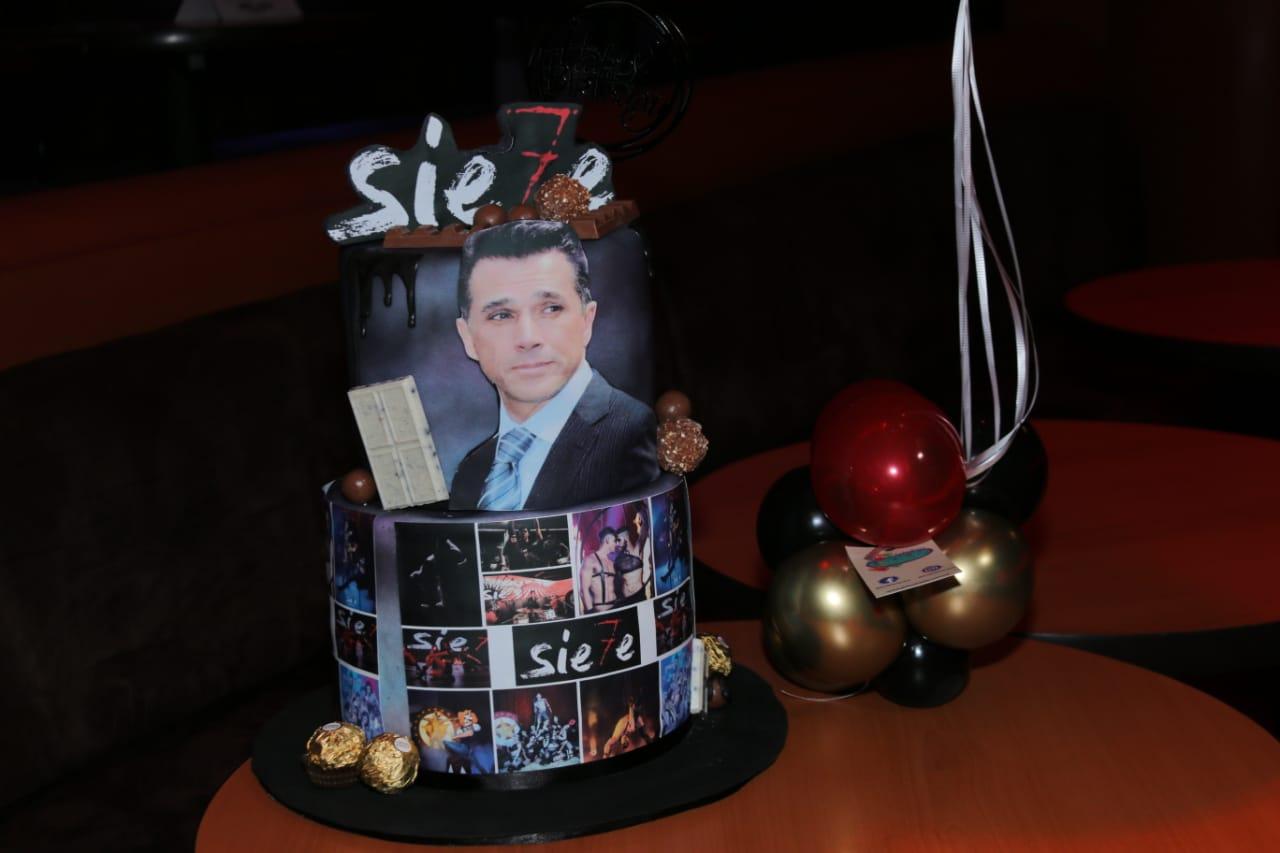 Sergio Mayer festeja su cumpleaños 55