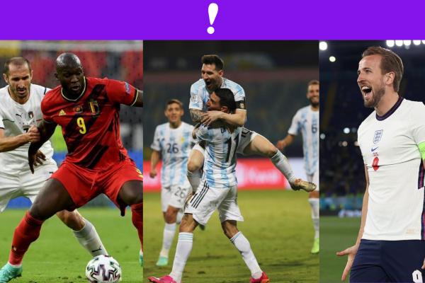 Cuartos de final Eurocopa 2021 resumen