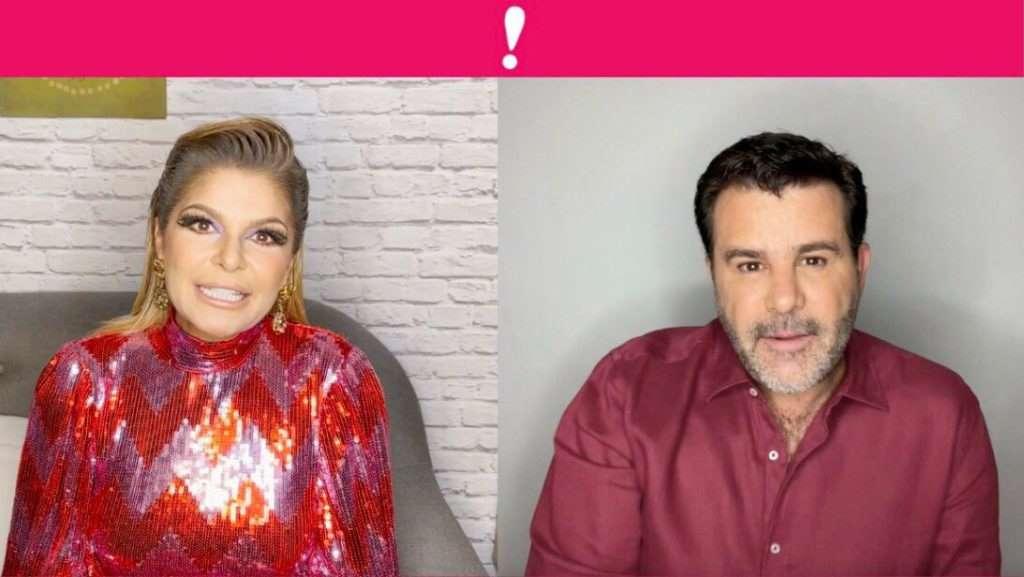 Itatí Cantoral y Eduardo Capetillo regresan a Netflix