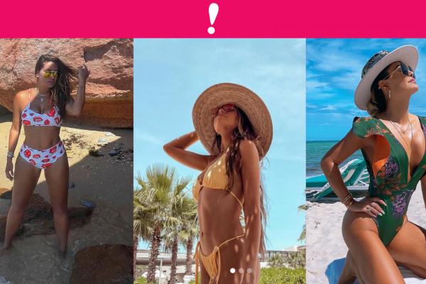 Los 5 bikinis del fin de semana
