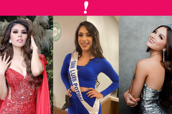 Miss México 2021 Covid-19