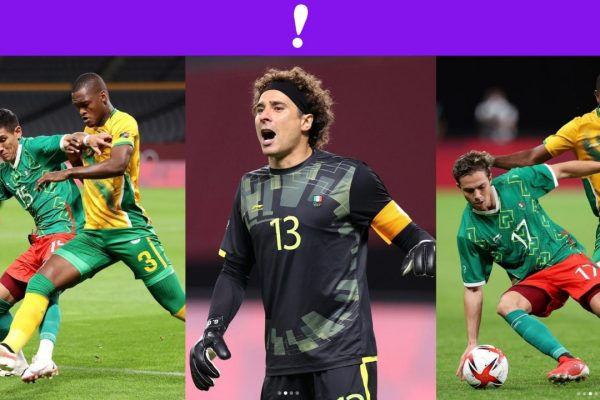 México vs Sudafrica