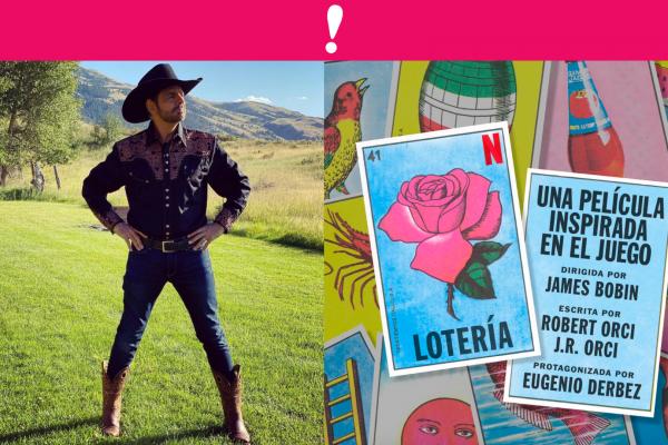 Película Lotería con Eugenio Derbez para Netflix