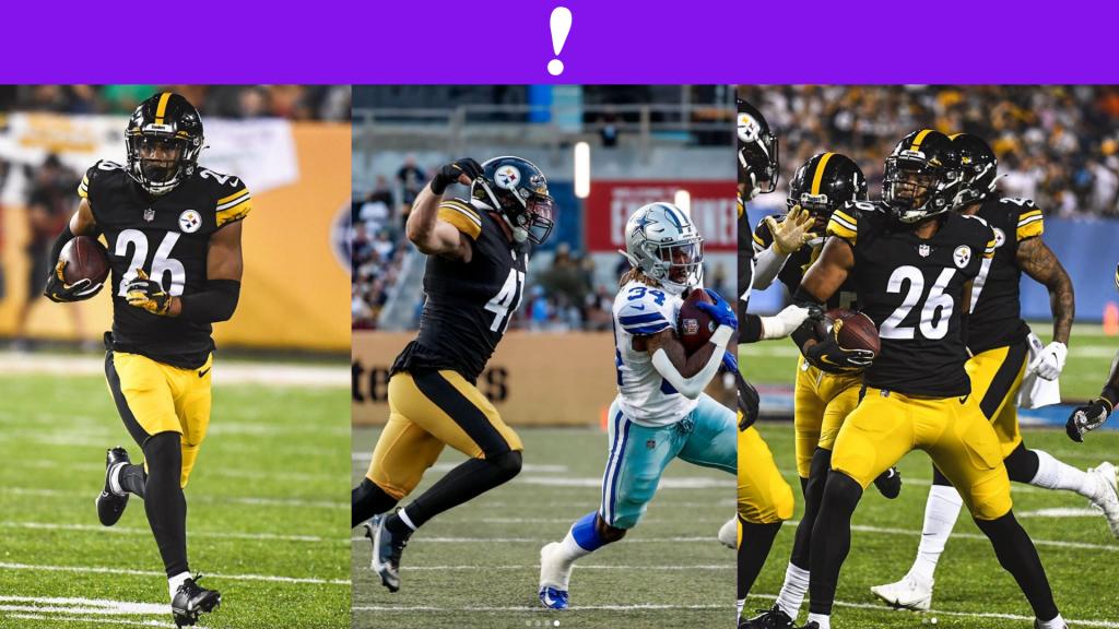 Pretemporada NFL 2021 Steelers vs Cowboys