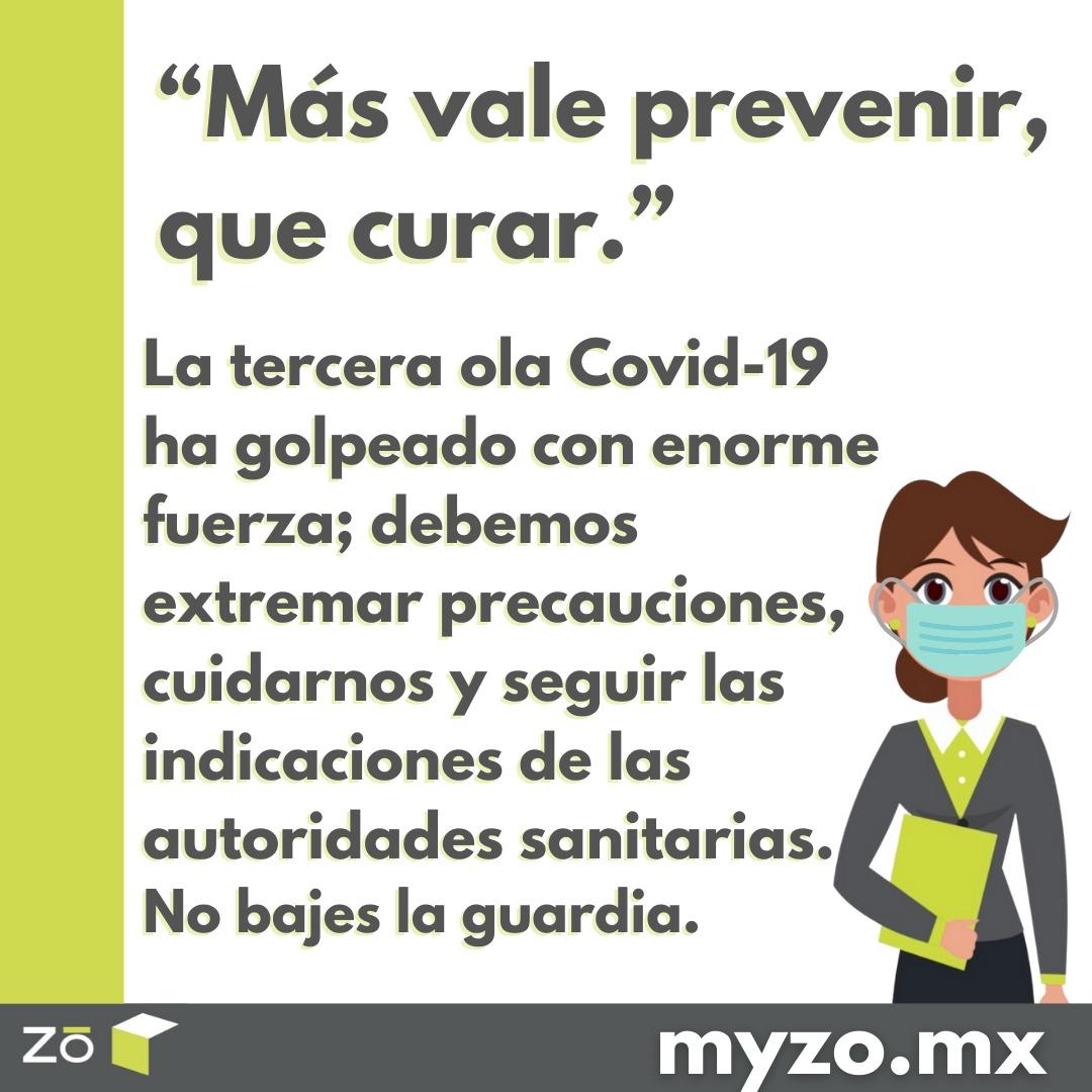 Zo prevenir es mejor que lamentar