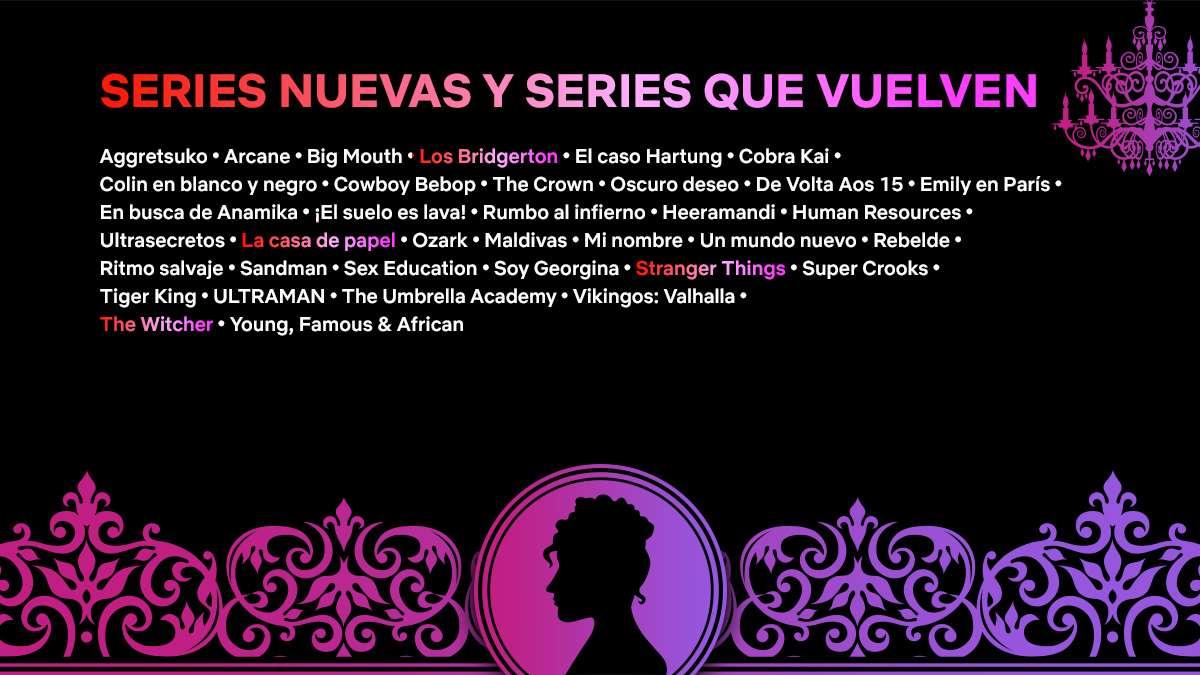TUDUM: Un evento global para fans de Netflix