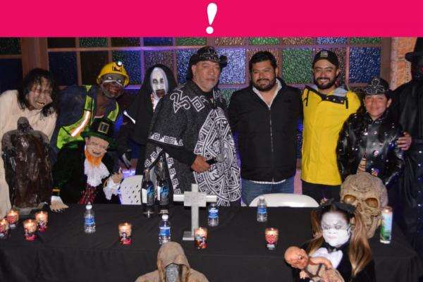 Festival del horror en Real Del monte