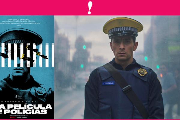 Una Película de polícias Trailer Netflix